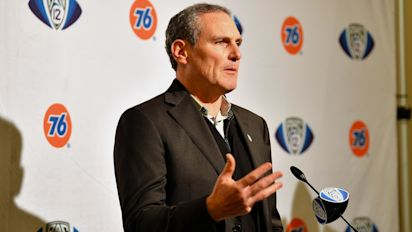 Pac-12 parts ways with longtime commissioner
