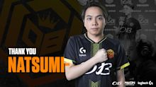 OB Esports x Neon part ways with carry player Natsumi-