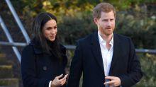Prinz Harry und Meghan Markle heiraten am 19. Mai