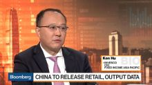 Invesco's Ken Hu Expects China Data to Continue to Weaken