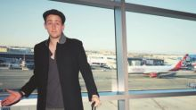 Gilbert Ott Will Give You His First Or Business Class Seat If You Spot Him At The Airport