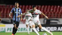 Ataque do São Paulo tem rendimento atípico contra o Grêmio e registra marca negativa; entenda