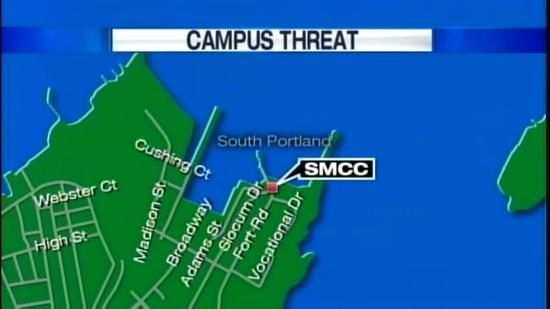 Smcc Campus Reopens After Bomb Scare Video