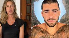 Acerto de contas? Após tretas públicas, Luana Piovani agradece Pedro Scooby