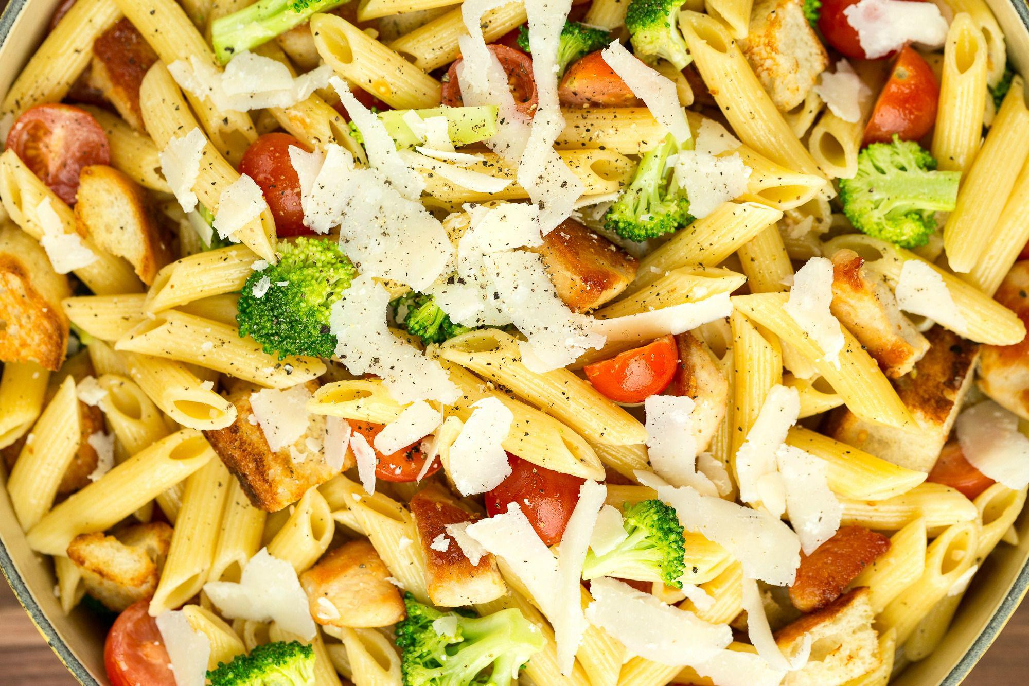 40 Pasta Salads That Will Kill At Your Next Cookout