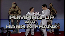 Pumping up With Hans and Franz: Arnold Schwarzenegger