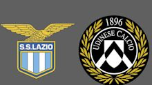 Serie A de Italia: Udinese venció por 3-1 a Lazio como visitante