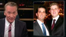 Bill Maher Zings Eric And Donald Trump Jr. As He Comes Out Fighting For Teachers