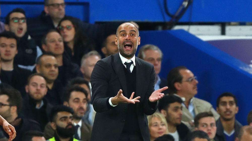 Guardiola closes book on Manchester City's Premier League hopes after Chelsea loss