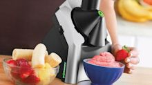 This $40 frozen dessert machine makes it easy to create healthy sweet treats this summer
