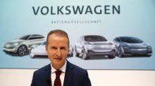 Volkswagen sees 'good start' to 2018 despite slip in profits
