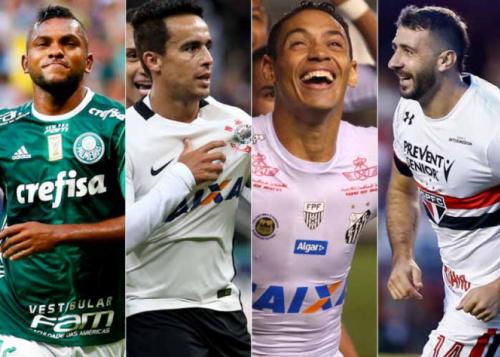 FPF divulga árbitros das quartas de final do Campeonato Paulista