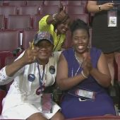 Delegates feel Brotherly Love during Democratic National Convention