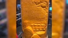 World's Largest Cheese Sculpture