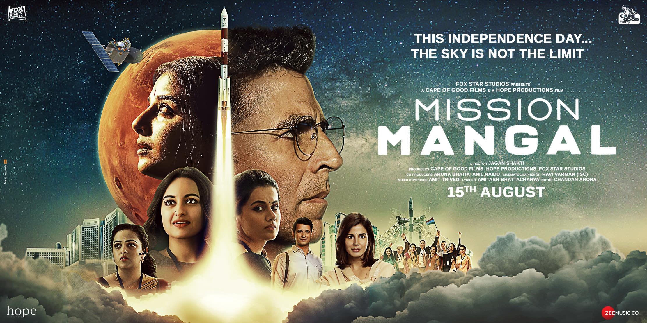 autentyczna jakość sprzedaje na sprzedaż online Akshay Kumar Blasts Off In 'Mission Mangal'; Talks Bollywood ...
