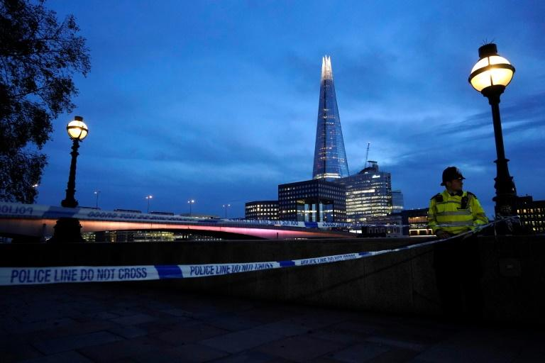 Britain has stepped up security after the London Bridge attack (AFP Photo/Niklas HALLE'N)