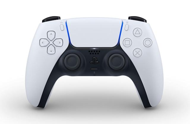 Sony's DualSense controller for PS5