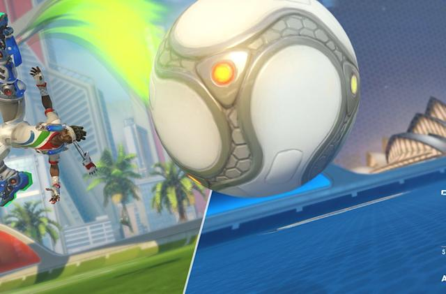 Overwatch's Summer Games event returns on August 8th