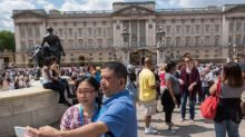 Number of holiday visits to UK climbs sharply after Brexit vote
