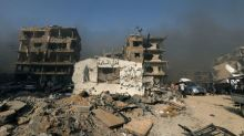 Syria's army captures last insurgent area near Damascus