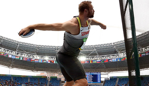 Leichtathletik: Robert Harting hofft auf versöhnliches Karriereende