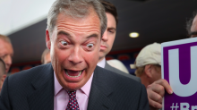 Hollywood set to make major TV series about Nigel Farage and Brexit