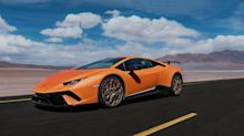 No performance issue: Lamborghini's stunning Huracán Performante