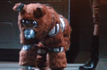 Movie Gadget Friday: Battlestar Galactica (1978)
