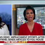 Sarah Sanders says House Democrats are abusing power by using impeachment as a political tool