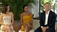 Zum 25. Mal James Bond: Daniel Craig gegen Rami Malek