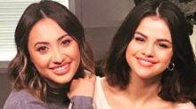Selena Gomez's BFF Francia Raisa Reveals Why She Decided to Give Her a Kidney