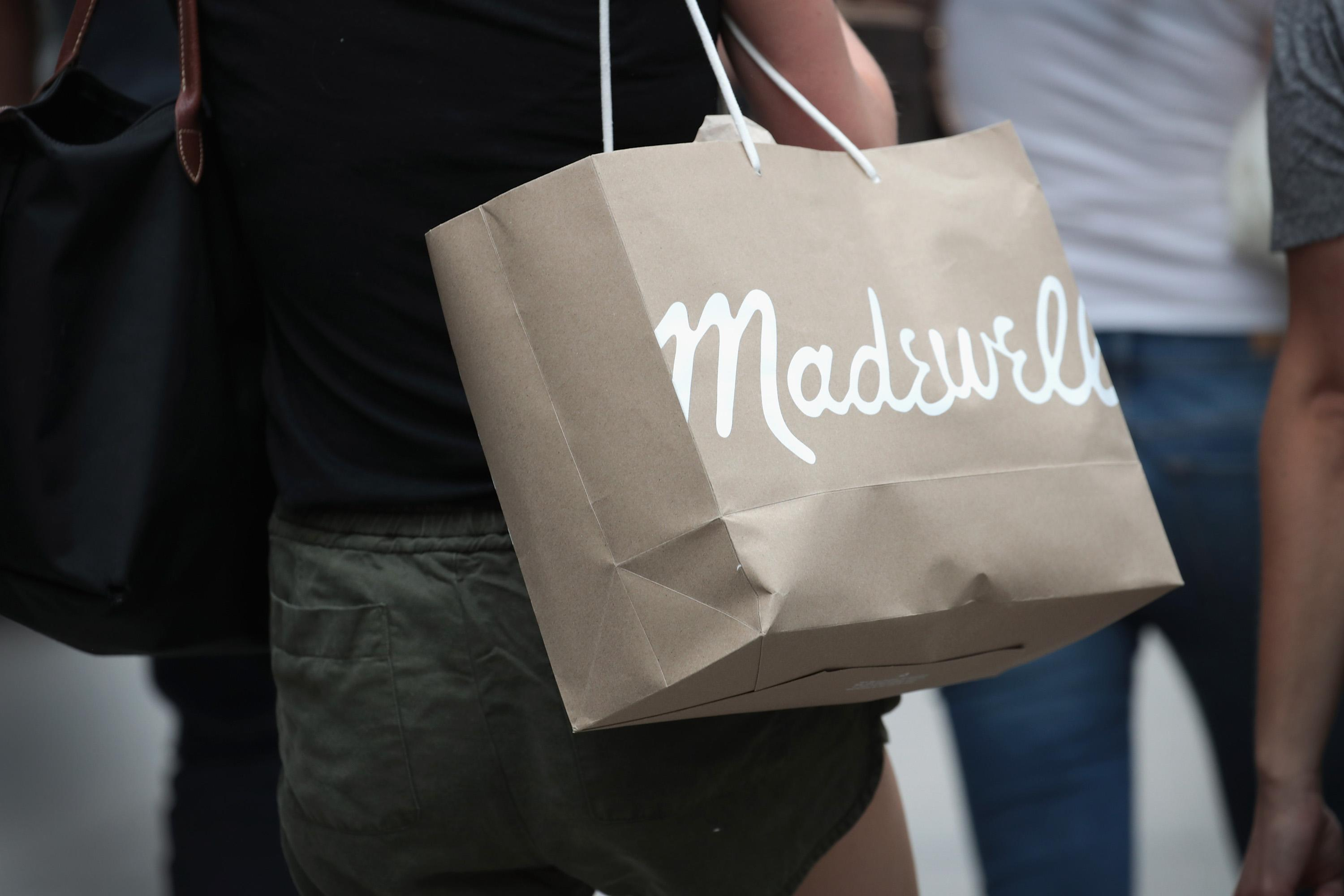 Madewell's web traffic is exploding – and that's good news for its forthcoming IPO