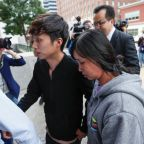 US student convicted in gruesome killing of Chinese scholar