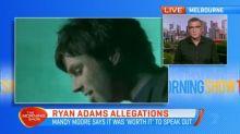 Ryan Adams accused of emotional abuse