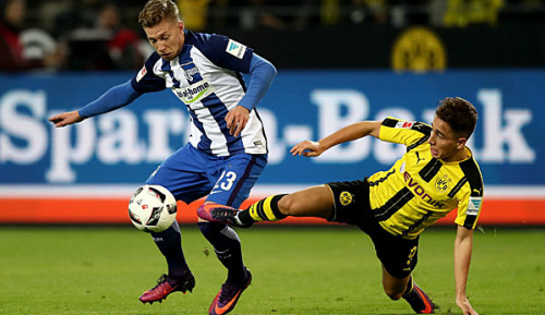"Bundesliga: Mor: ""Eines Tages das Real-Trikot tragen"""