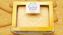 You can buy a giant Custard Cream cake for £8