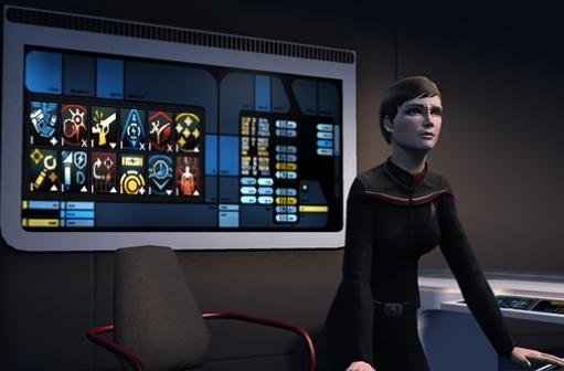 Star Trek Online revamps bridge officers