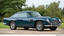 Let it DB5 - McCartney's Aston Martin up for auction