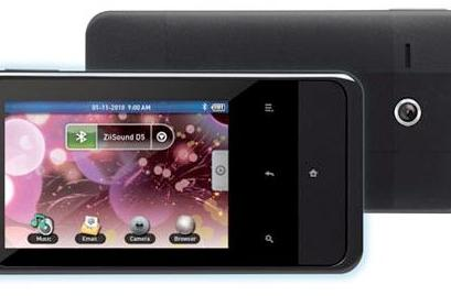 Creative gets official with Android-based Zen Touch 2 PMP