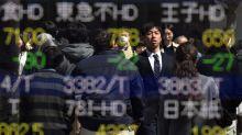 La Bolsa de Tokio cierra con un retroceso del 0,84 % hasta 22.090,12 puntos