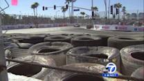 Increased security at Long Beach Grand Prix