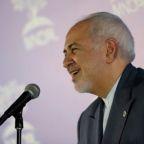 Iran's Zarif warns U.S. that Tehran may also act 'unpredictably'