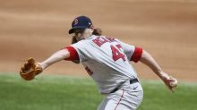 Garrett Richards, Red Sox try to prevent sweep by Athletics