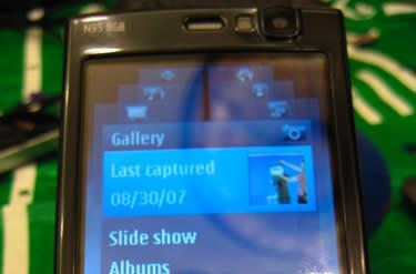 North American Nokia N95 8GB now available