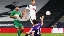 Foot - C3 - Ligue Europa (barrages): le Sporting et Wolfsburg éliminés, l'ACMilan et Tottenham qualifiés