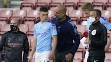 Guardiola swipes at Foden critics after Man City midfielder's coronavirus protocol breach in Iceland