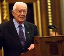 Former President Carter hospitalized with broken pelvis after fall