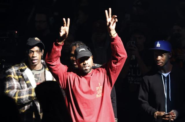 Kanye West's new album arrives on Spotify and Apple Music