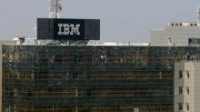 IBM Stock Falls 6%