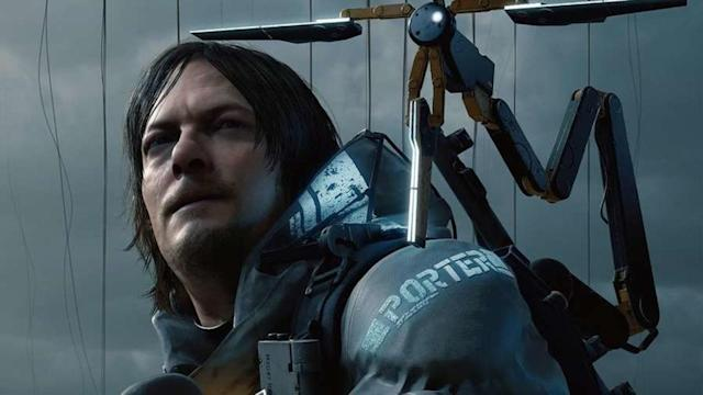 'Death Stranding' update will fix tiny, hard-to-read text